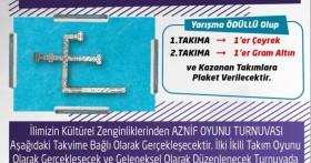 AZNİF TURNUVASI BAŞLIYOR!